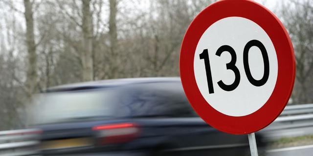 Snelheid delen A9 en A12 naar 130 kilometer per uur
