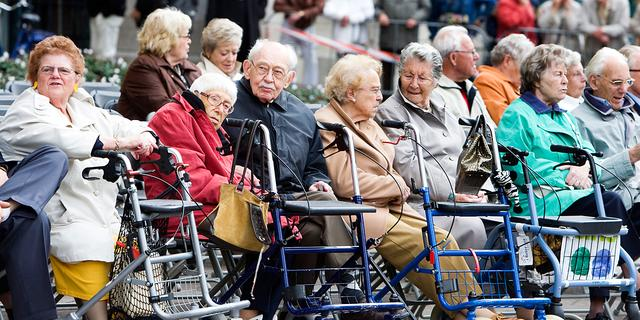 'Mensen houden recht op plek in verzorgingshuis'
