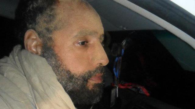 Justitie bevestigt begin proces zoon Kaddafi in september