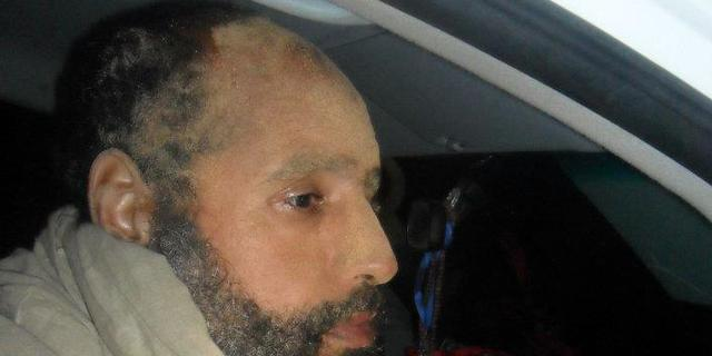 Saif Kaddafi binnenkort naar Tripoli