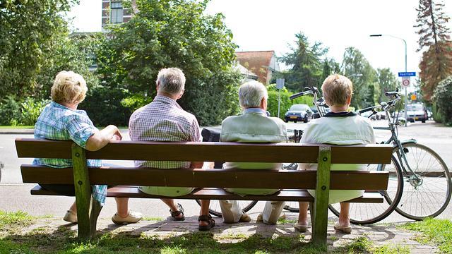 Ouderen kunnen steeds vaker beroep doen op familie