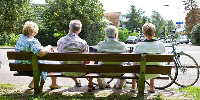 Nederlanders met aanvullend pensioen gaan erop vooruit