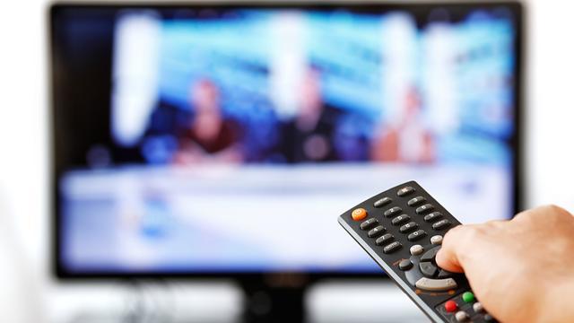Bestedingen televisiereclame gedaald
