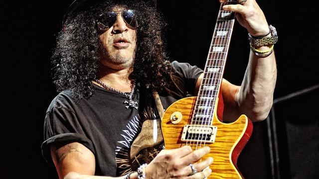 Slash sluit reünie Guns N' Roses niet langer uit