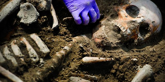 Merovingisch grafveld ontdekt in Lent