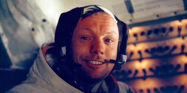Astronaut Neil Armstrong overleden