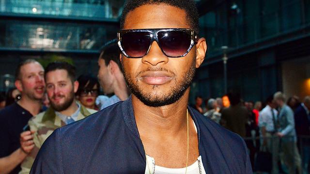 Usher wint strijd om voogdij