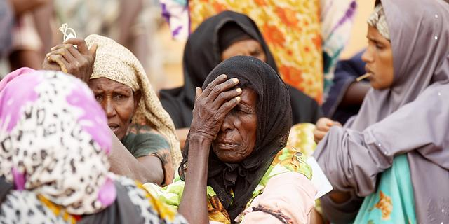 Mogadishu opgeschrikt door zware explosie