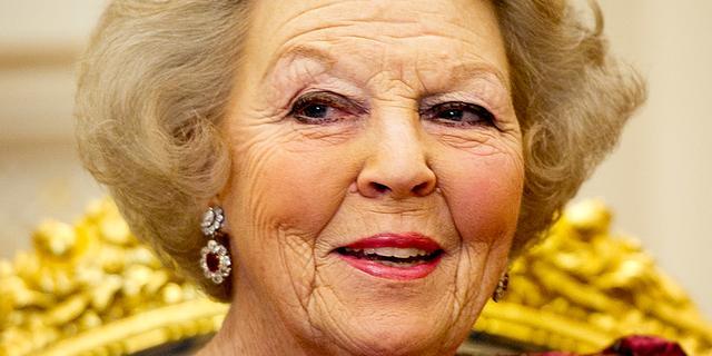 Prinses Beatrix naar begrafenis Fabiola
