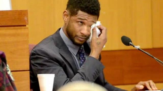 Ex-vrouw Usher krijgt nul op rekest