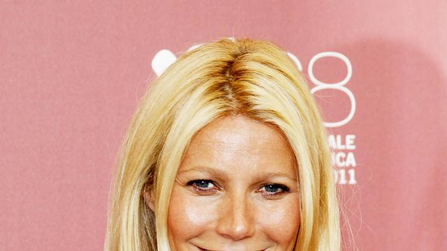Gwyneth Paltrow nieuwe gezicht van Max Factor