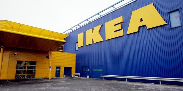 Ikea Amersfoort ontruimd vanwege brandlucht