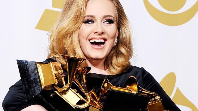 Nieuwe single Adele nog in 2012