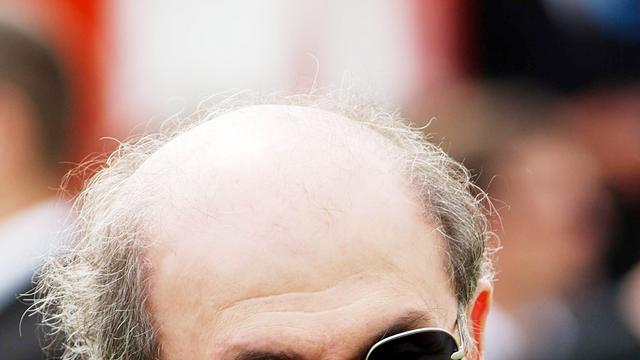 Videotoespraak Salman Rushdie geannuleerd