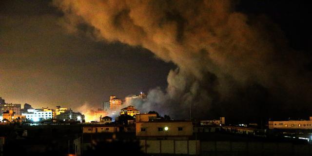 Zeker 25 doden na offensief Israël in Gazastrook