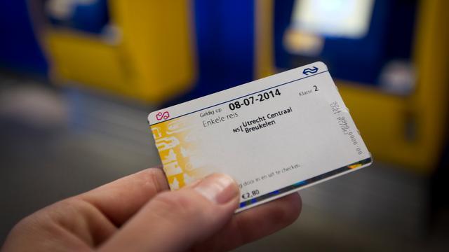 Alternatieven voor OV-chipkaart vaak onbekend bij reiziger