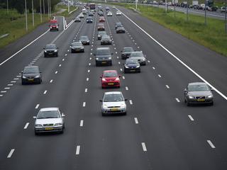 Bestuurder reed met meer dan 200 kilometer per uur over A2