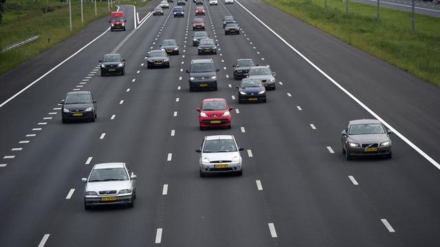 Maximum snelheid naar 130 op A2 tussen Utrecht en Amsterdam