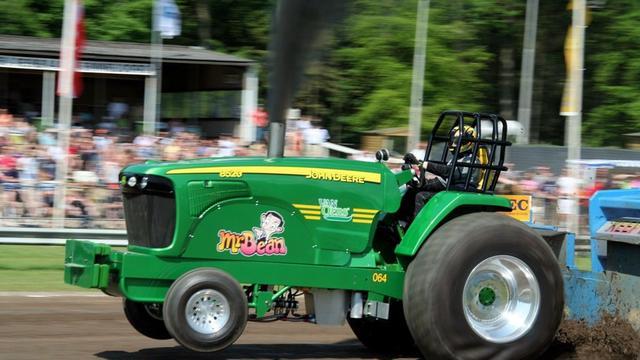 Lastige tijden voor tractorfabrikant Deere