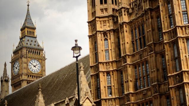 Mogelijk luchtafweer op Londense daken