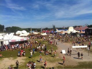 Festival begint op 15 augustus