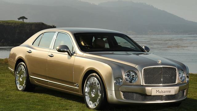 'Bentley test al met diesel'