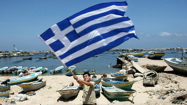 Griekse centrale bank pessimistisch over economie