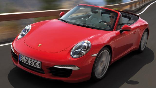 Porsche geeft details vernieuwde 911 Carrera vrij