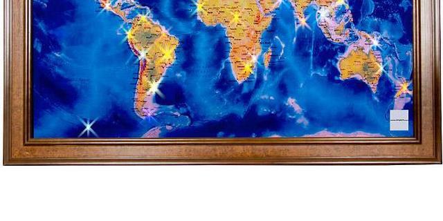 Utrechters wonen over de hele wereld