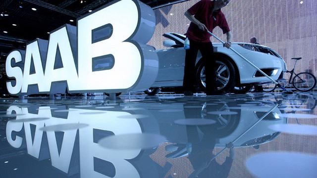 Biedingen binnen voor Saab