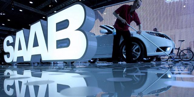Saab gaat elektrische auto's maken