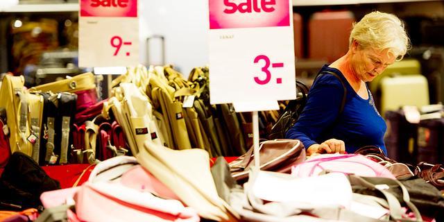 Consumentenvertrouwen op dieptepunt