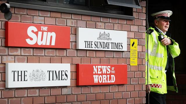 Weer Britse journalisten vervolgd voor hacken