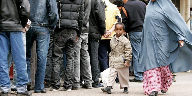 'Startkwalificatie voorwaarde voor migrant'