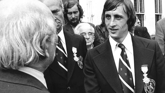 Van Praag vindt dat Cruijff 'enorme betekenis' heeft gehad voor voetbal
