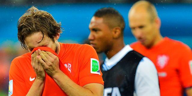 'Oranje en Argentinië waren bang voor Duitsland'