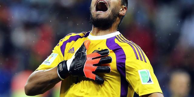 Romero is Van Gaal 'enorm dankbaar'