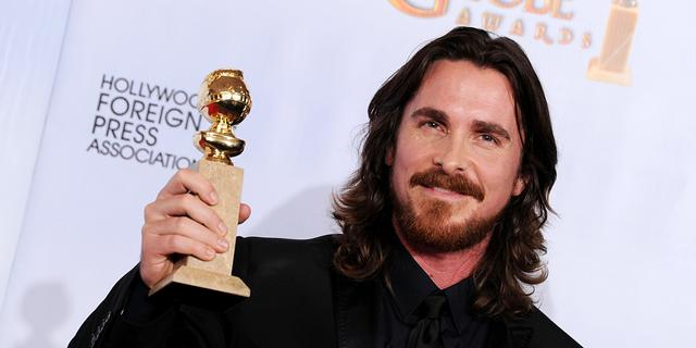 Christian Bale's 'horrordate' met Drew Barrymore