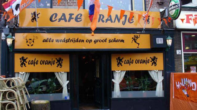 EK-pool toegestaan in café