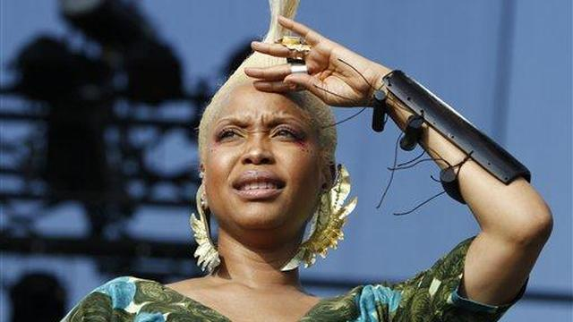 Erykah Badu boos op Flaming Lips door clip
