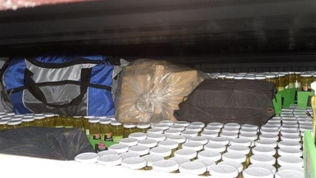 212 kilo coke gevonden in Rotterdamse haven