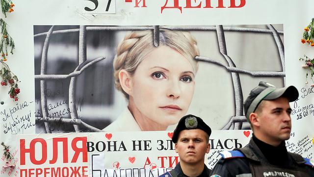 Gezondheid Timosjenko verbeterd