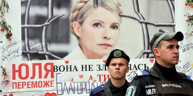 Timosjenko schuldig aan machtsmisbruik