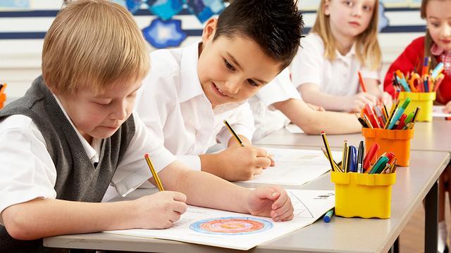 'Verband gemeten tussen kindertekeningen en intelligentie'