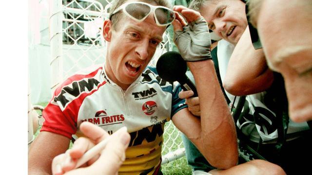 Oud-wielrenner Voskamp bekent dopinggebruik