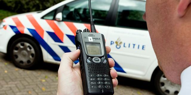 Agenten beschoten vanuit Haagse woning
