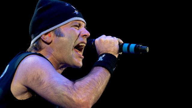 Iron Maiden door ex-zanger aangeklaagd om gebruik songteksten