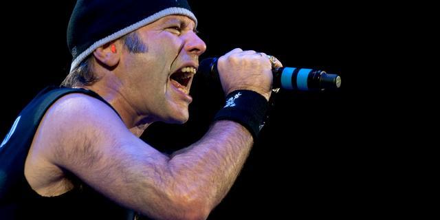 Iron Maiden komende zomer in Nederland