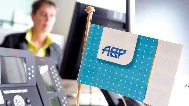 Financiële positie pensioenfonds ABP blijft penibel