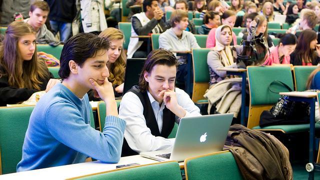 Slechte baankansen voor veel universitair studenten